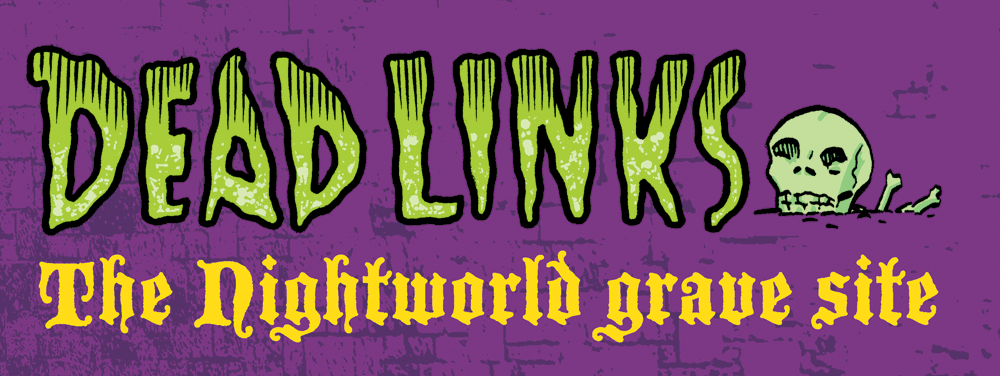 Deadlinks - The Nightworld grave site